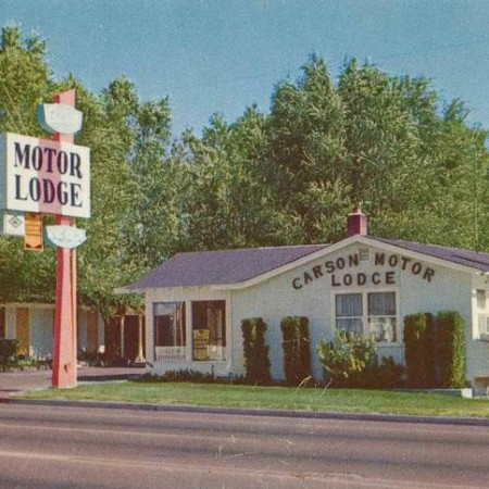 Carson Motor Lodge Around Carson