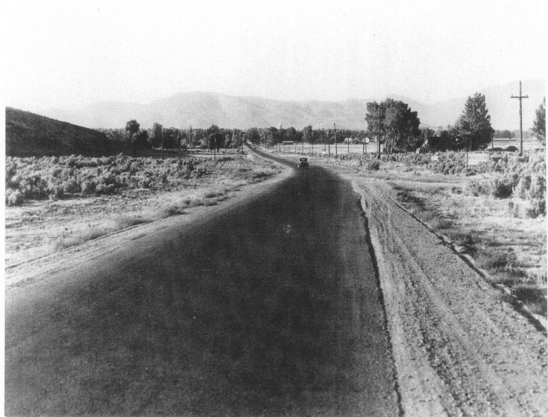 Approaching carson then and now around carson for Depot minden